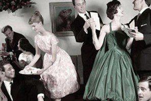 50er Jahre – die Cocktail Party mit Niveau