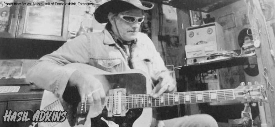 Hasil Adkins – Die One Man Band