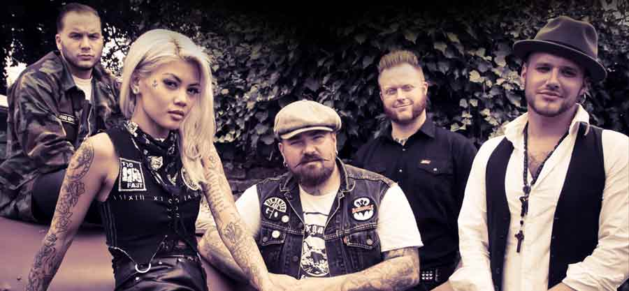 The Creepshow – Canada`s finest psychobilly