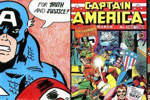 Als Comic-Superheroes den Weltfrieden retteten …