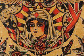 The Rose Of No Man's Land – ein Tattoo und seine Bedeutung
