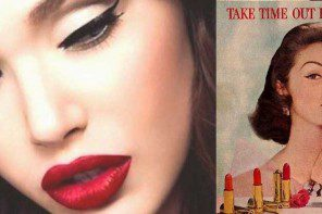 Die Geschichte des Make Ups in den 50er Jahren