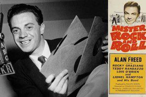 Alan Freed – King of the Moondoggers
