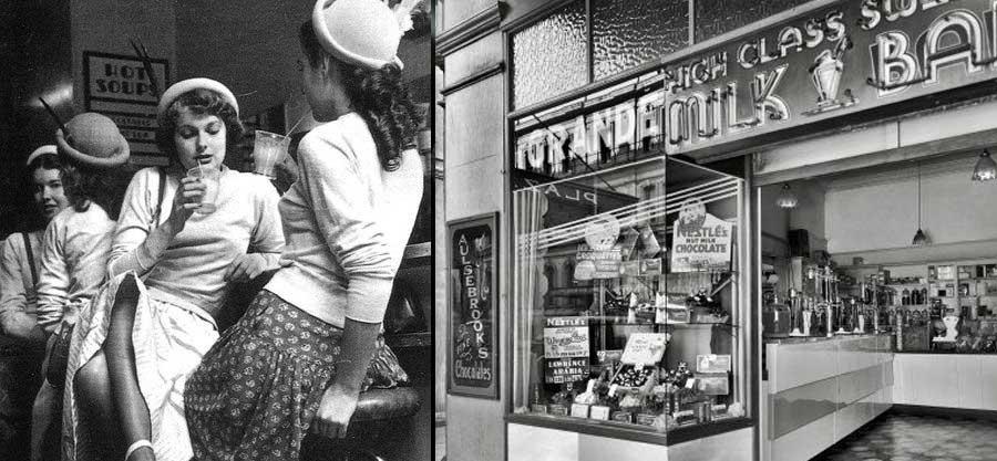 Die Milchbar – Erfindung einer Rock'n'Roll-Institution