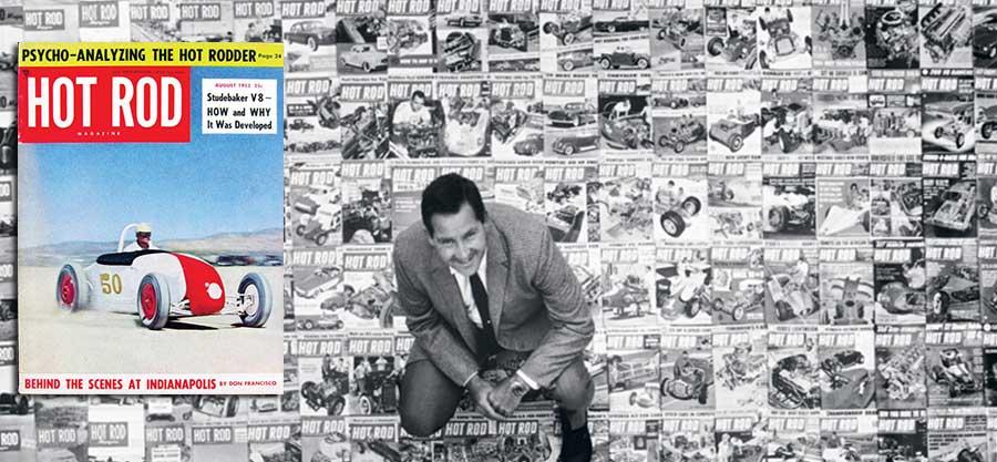 Vollgas im Abo – 67 Jahre Hot Rod Magazine