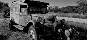 Old Moonshiner Wagon © Rod Waddington