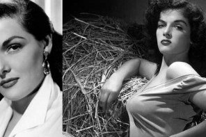 Pin Up Queens Teil 9: Jane Russell