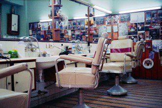 """""""Anatomy of a barbershop"""" by Kema Keur"""
