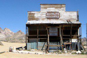 Rhyolite – Die Geisterstadt