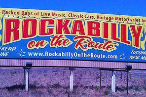 Rockabilly on the Route – Festival in New Mexico