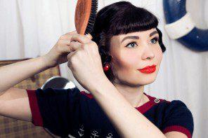 Vintage-Frisuren – denn die Frisur ist Hauptsache