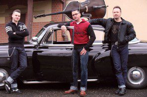 Albumreview: The Pinstripes – Gotta Roll