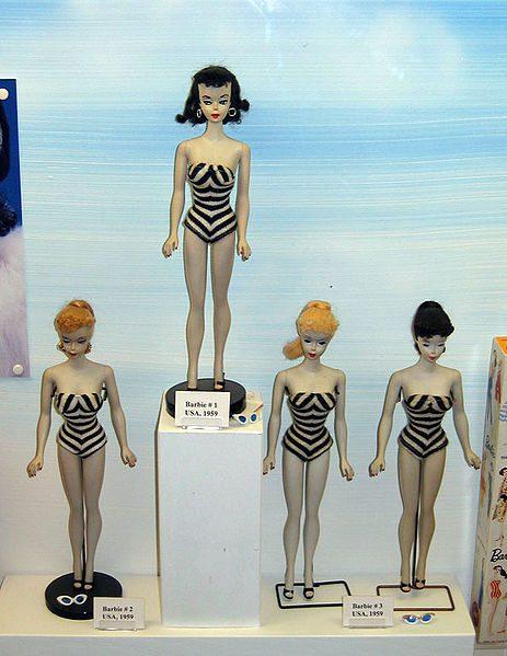 Rockabilly Barbie 1959