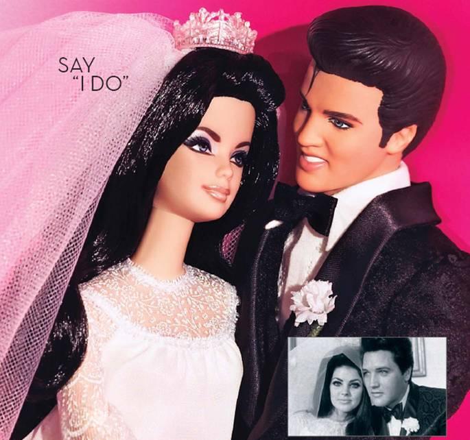 Elvis Barbie