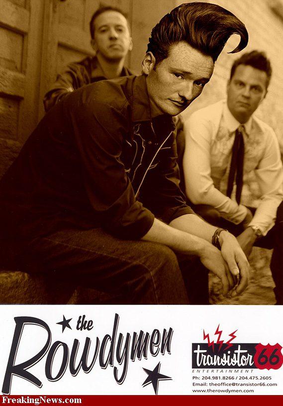 The Rowdymen Rockabilly Hairstyle Extrem Rockabilly Rules Magazin