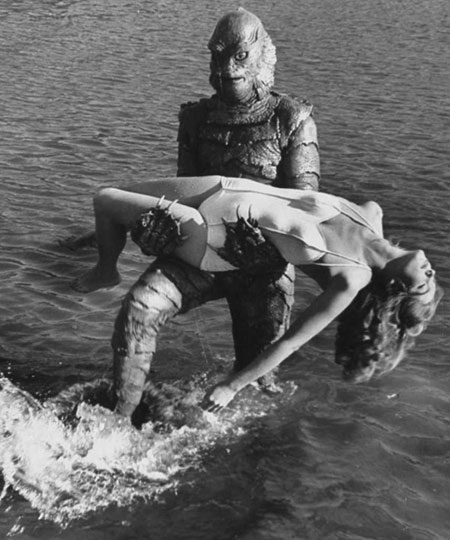 Jack Arnold - Creature From The Black Lagoon