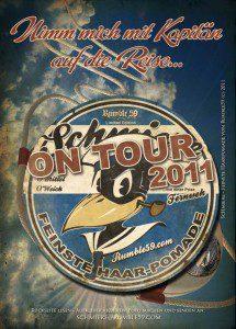 Schmiere On Tour 2011 presiauschreiben