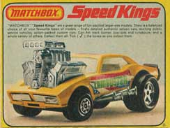 Matchbox Speed Kings