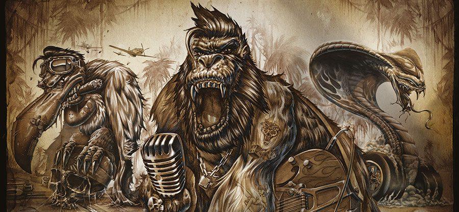 Rockabilly Beasts