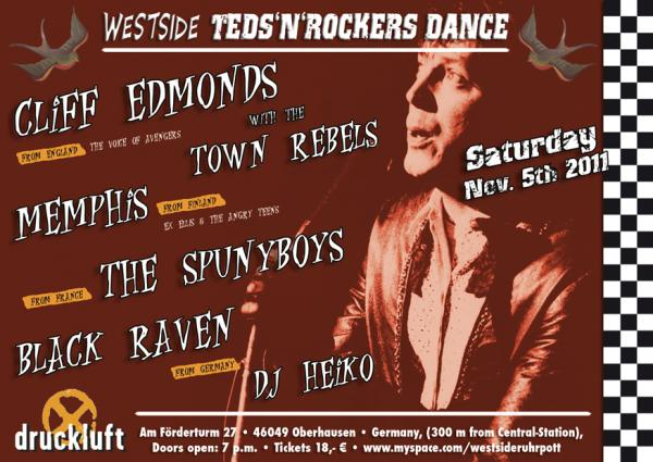 Westside Teds'n'Rockers Dance