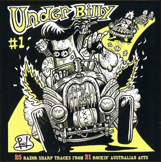 Sampler Under Billy