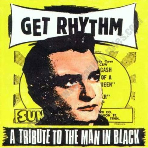 Sampler - Get Rhythm! A Tribute To The Man In Black