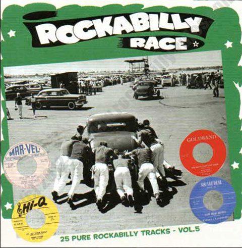 Sampler - Rockabilly Race
