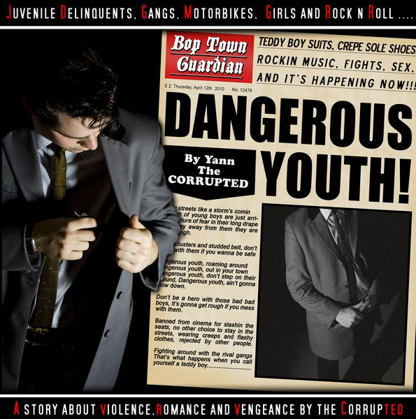 Yann The CorrupTed - Dangerous Youth