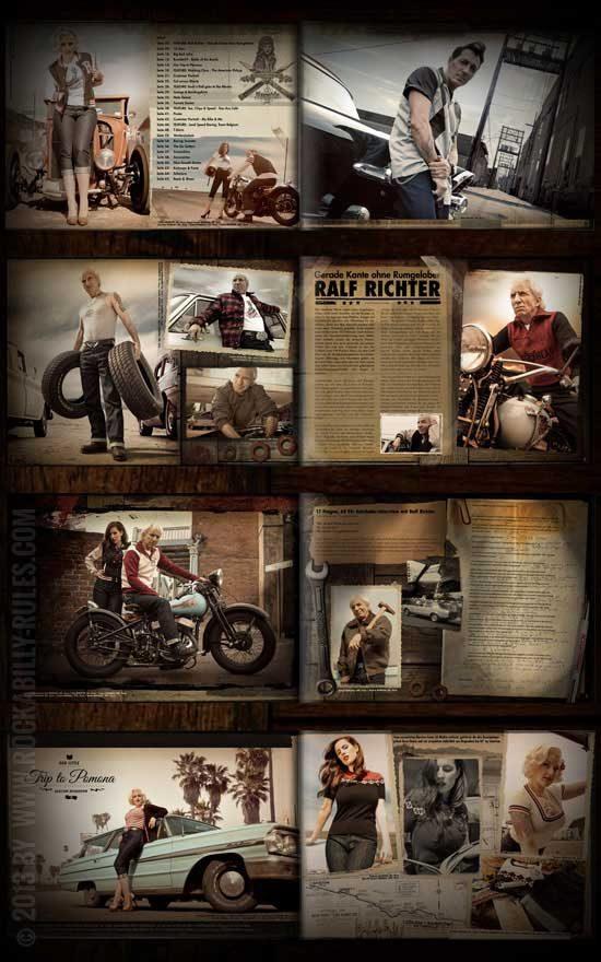 Ralf Richter Ruhrpott - Rumble59 Katalog