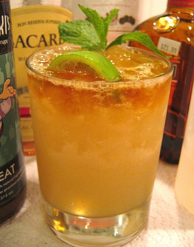 Tiki Cocktail - Mai Tai