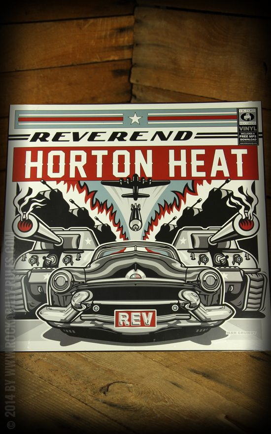 The Reverend Horton Heat - Rev
