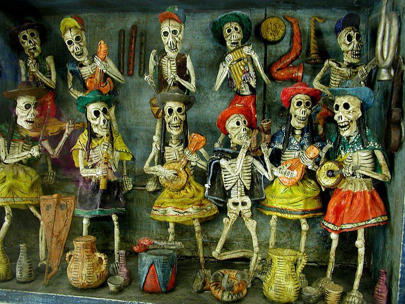 Dias de los Muertos - Day of the Dead
