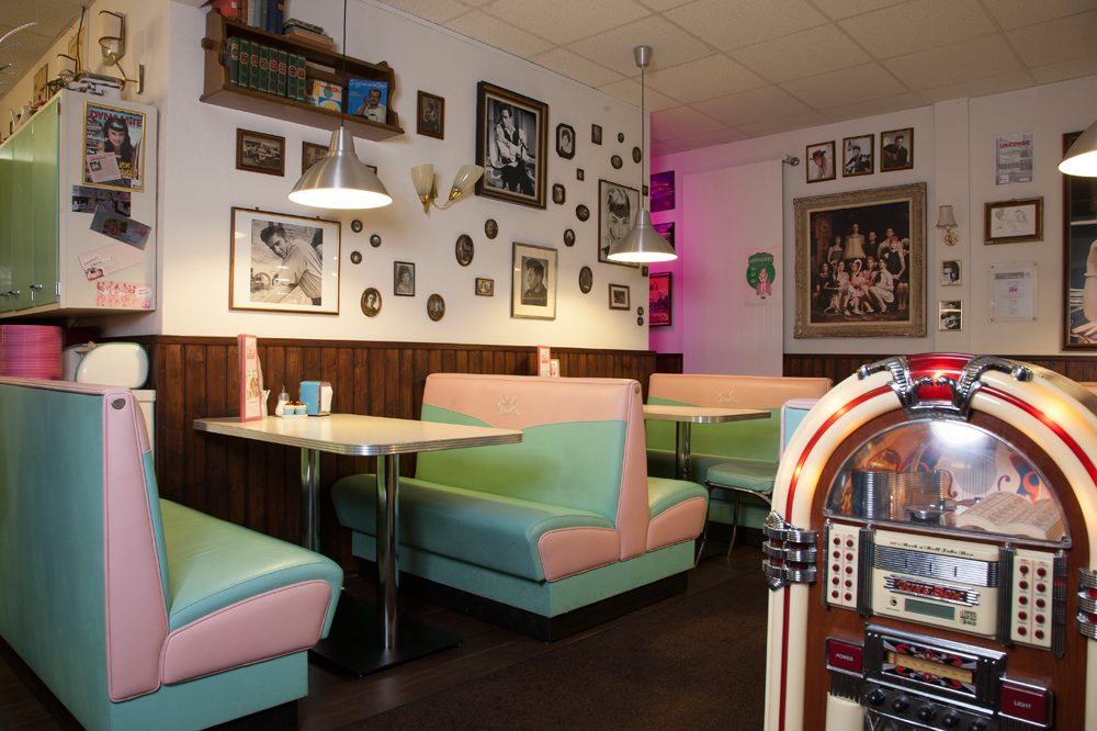 The Ladies – 50s Diner in Esslingen