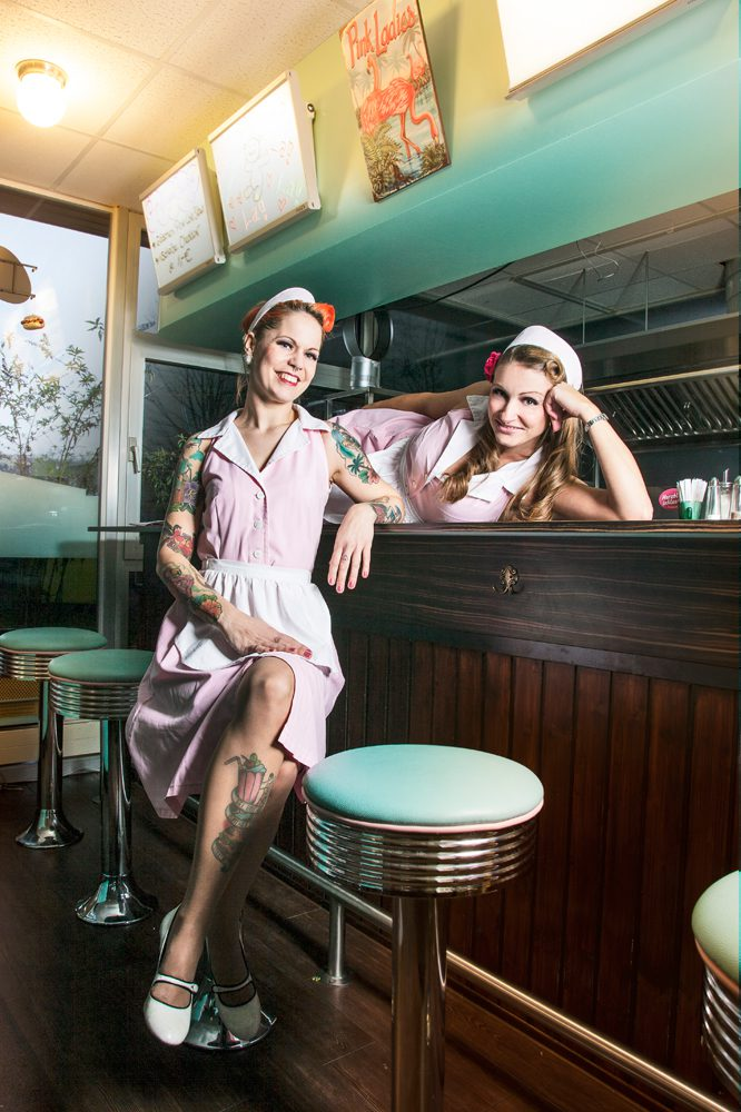 The Ladies - 50s Diner in Esslingen