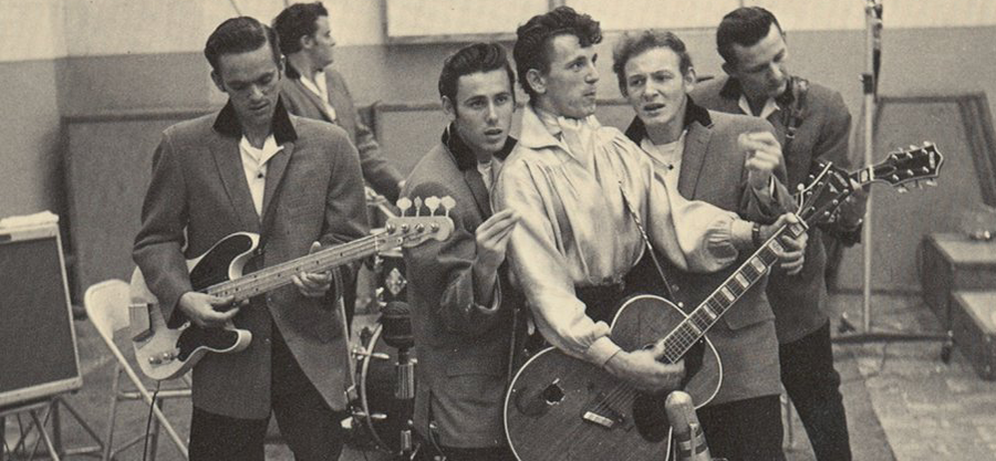Rockabilly Musik 50er