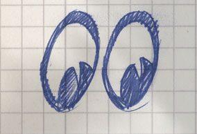 Mooneyes Tattoo - Bedeutung & Hintergründe