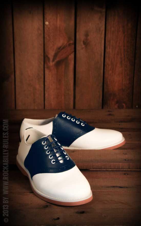 Saddle Shoes von Rumble59