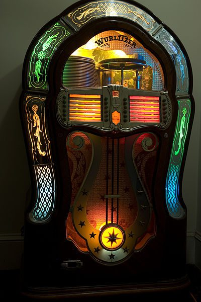 Wurlitzer Jukebox-(C) wikimedia.org