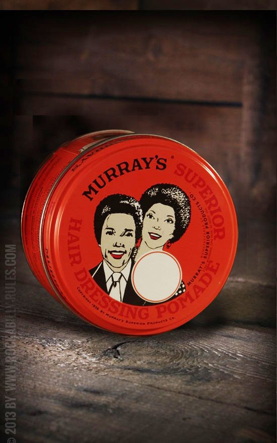 Murray`s Superior Pomade-(C) Rockabilly Rules