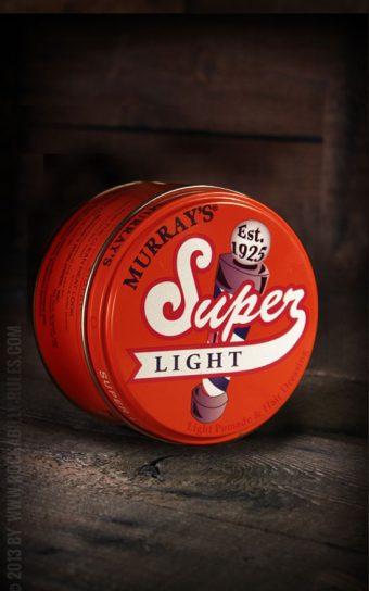 Murray`s Superlight Pomade-(C) Rockabilly-Rules