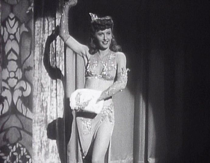 Barbara Stanwyck Lady of Burlesque