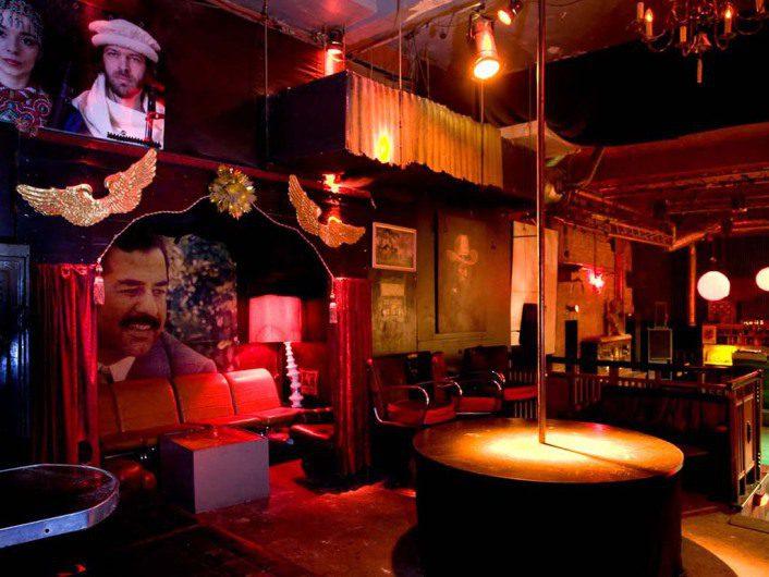 Der Bassyclub besticht durch seine coole Inneneinrichtung (C)-cool-cities.com