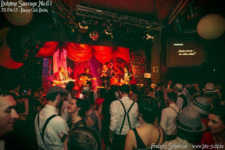 Bassy Club Berlin