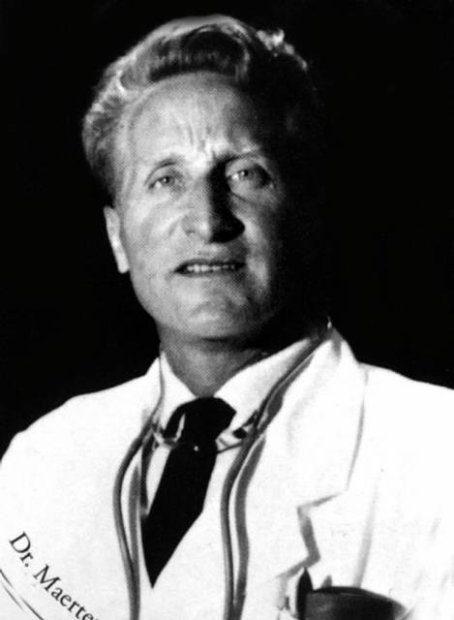 Der Erfinder der coolen Treter Dr. Klaus Maertens (C)- bi.gazeta.pl