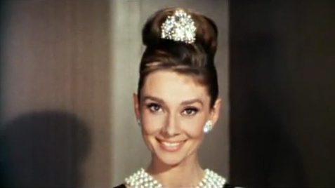 image from the Breakfast at Tiffany's trailer