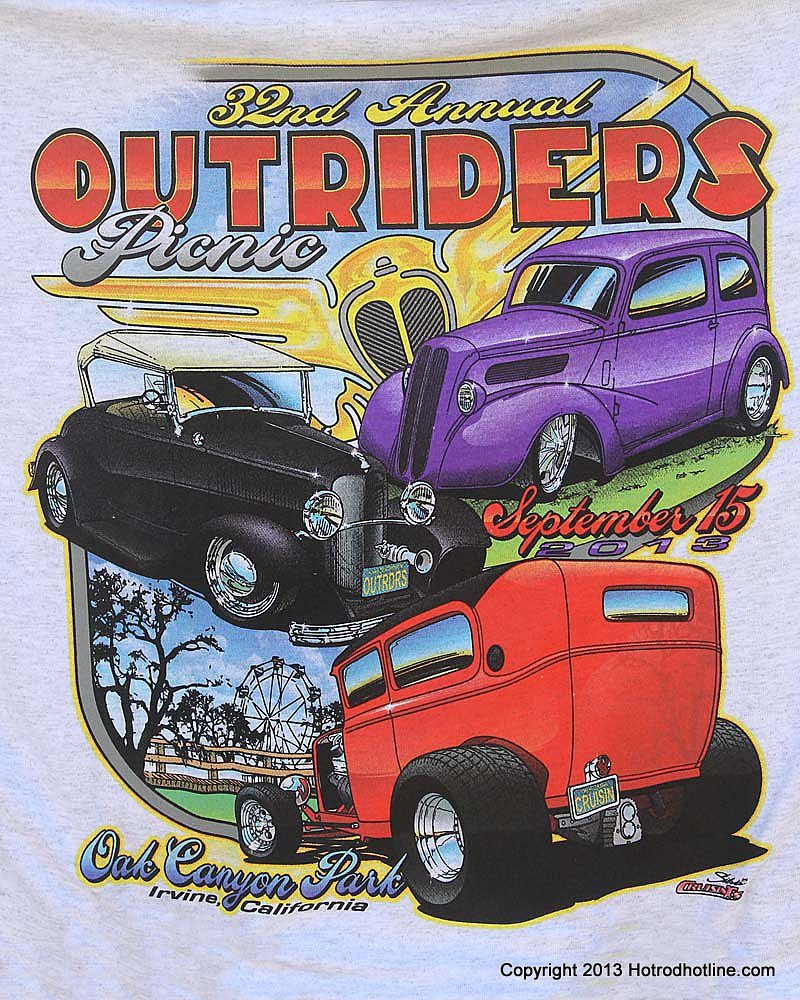Outriders - Hot Rod Club