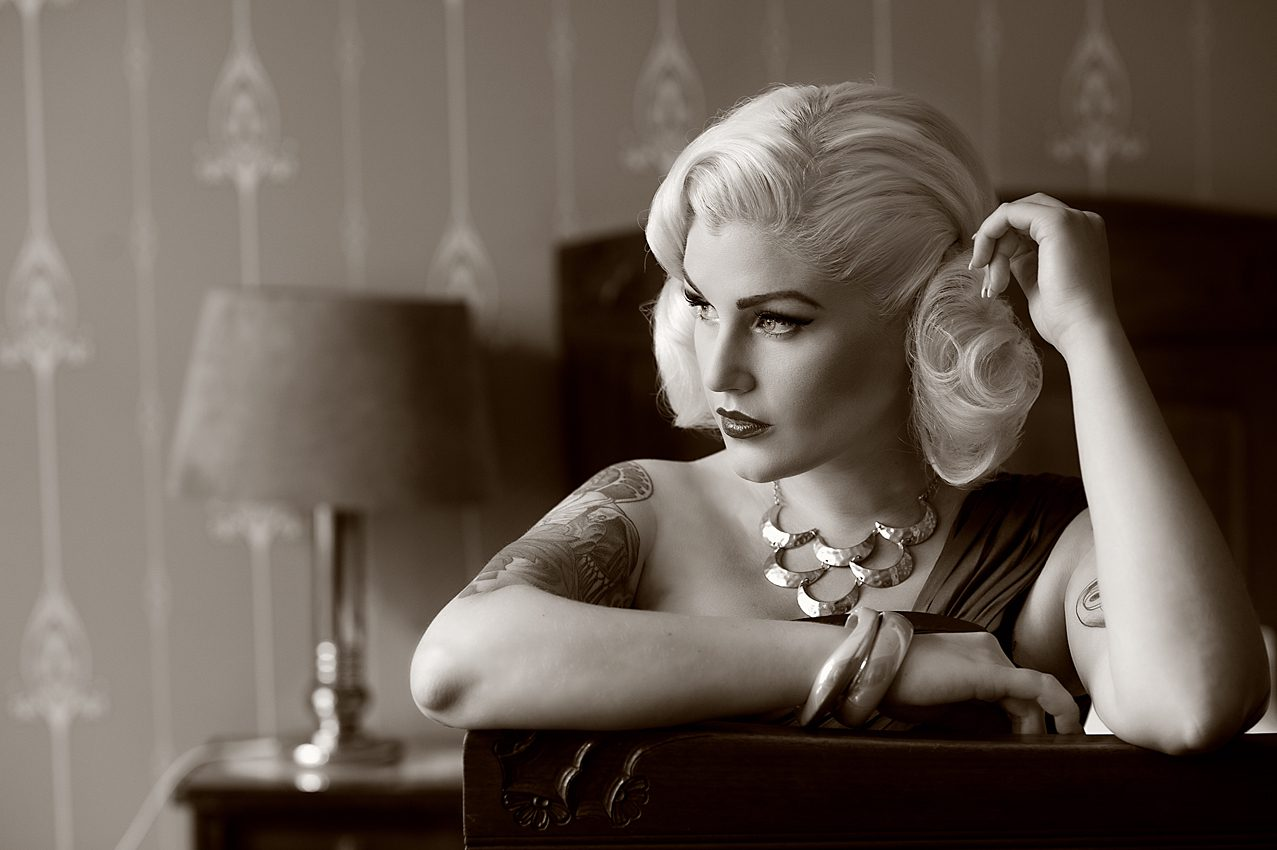 Leila Lipstique - Foto: Michael L Photography