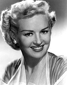 Betty Grable war eine der bestbezahlten Filmstars ihrer Zeit-(C) wikimedia.com