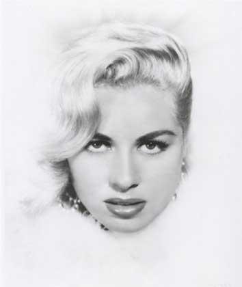 Jeanne Carmen war nicht nur ein beliebtes Pin Up, sondern auch eine professionelle Trick-Golferin und ein B-Movie Star-(C) wikimedia.org