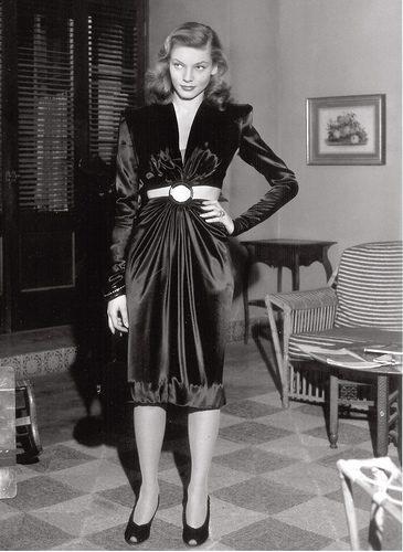 Bevor Lauren Bacall ihre große Schauspielkarriere startete, wollte sie Tänzerin werden-(C) flickr.com